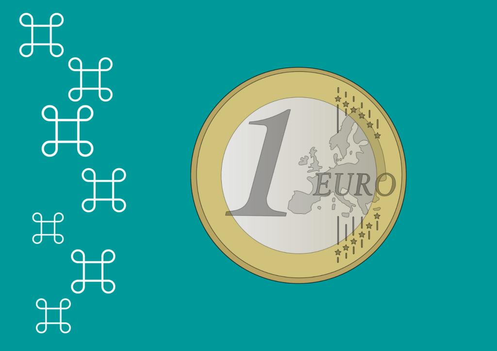 euron kolikko